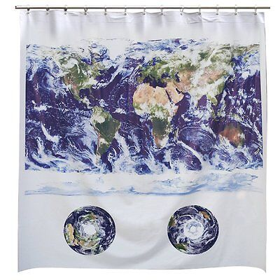 Jet Creations Negative Ions Curtain, Astro-View Earth Map