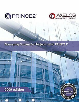 Managing Successful Projects PRINCE2 2009 PDF Book Manual for PC MAC Searchable!