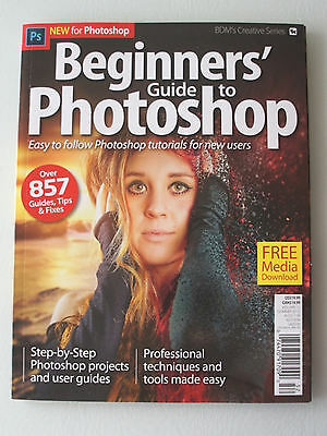 BDM's  BEGINNERS GUIDE TO PHOTOSHOP -  VOL 12 - CREATIVE SERIES - NEW