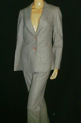 Warehouse Wool Trousers & Jacket Suit Size 10