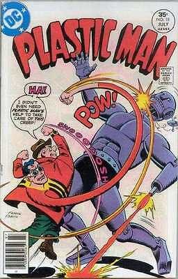 Plastic Man (1966 series) #18 in Very Fine + condition. FREE bag/board