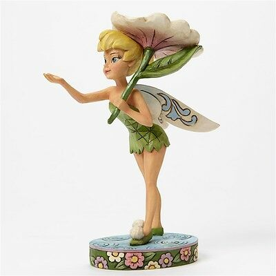 Enesco Jim Shore Disney Traditions Tinker Bell Spring Figurine $30=FreeShipUs