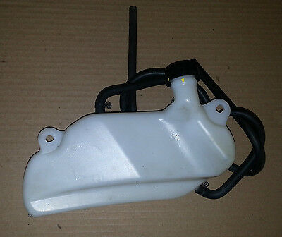 Kawasaki EX250 NINJA 2011 3,255 miles Coolant expansion bottle reservoir tank