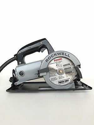 "Rockwell  314 Trim Saw 4-1/2"" Type 1 USA Made!! Porter Cable 314"