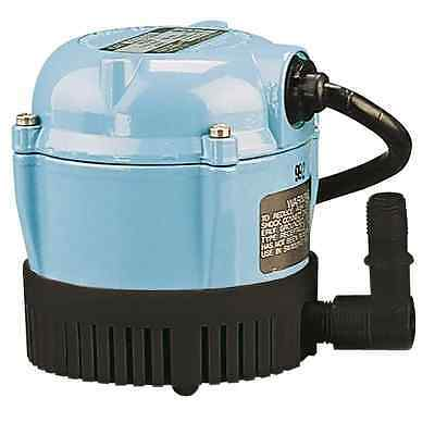 Little Giant 1-A 170 GPH 1/200 HP Permanently Oiled Direct Drive Pump | 500203