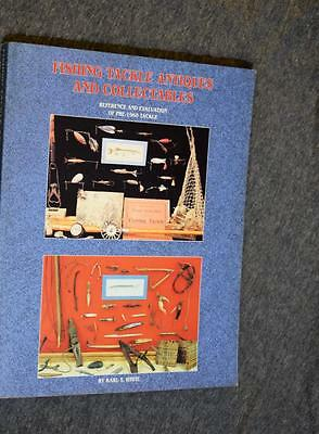 1994 Fishing Tackle Antiques & Collectibles Pre-1960 Tackle Karl White