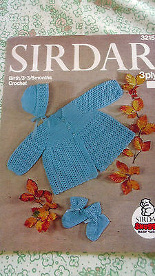 Missionary Auction Gorgeous Crochet Pattern for Baby ( 4 )