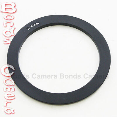 82mm Adapter Ring for Cokin X-PRO Series UK Tianya TY 130 x 170 Filter Holder