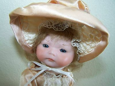 Antique Artist Reproduction German Grump Doll By Linda & Alan Marx