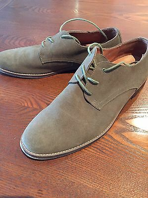Laurence Crockett Light Brown Leather Shoes - Size 43