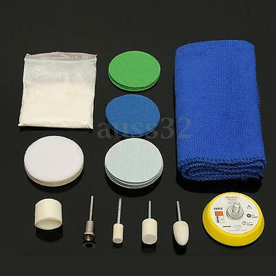 20g Cerium Oxide Powder Watch Glass Polishing Sets For Glass Scratch Removal