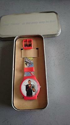 James Bond 007 Montre Collector You Only Live Twice watch no Omega