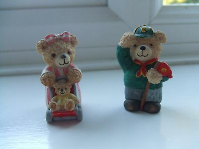 Craggley Boggs Bears - Wendy & William Bamber