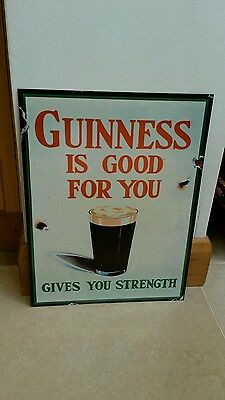 Guinness Sheet Steel Picture