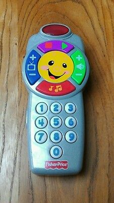 Fisher Price Remote control ***PRE-OWNED***