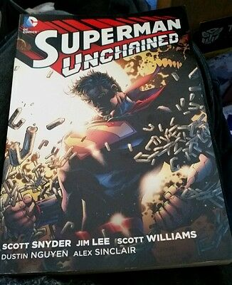 Superman: Unchained by Scott Snyder (Paperback, 2016)