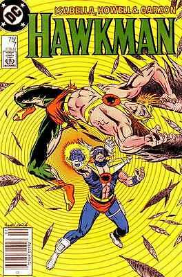 Hawkman (1986 series) #7 in Near Mint condition. FREE bag/board