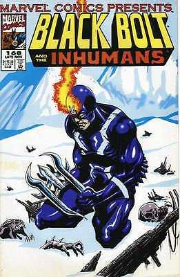 Marvel Comics Presents (1988 series) #168 in Near Mint + condition