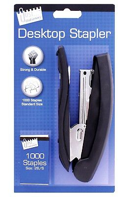 Just Stationery TALLON  LARGE Stapler with1000 Staples : WH3 -856 - NEW