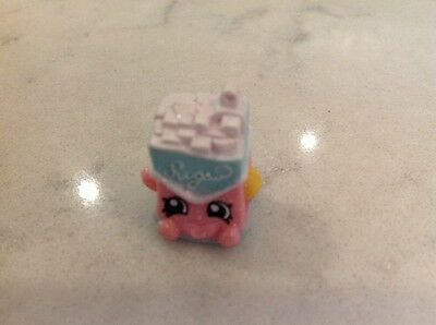 Shopkins Ultra Rare - Sugar Lump Pink Glitter