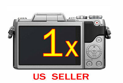 1x Clear LCD Screen Protector Guard Cover Film For Panasonic Lumix DMC-GF8