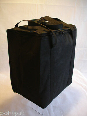 5 x HOT FOOD INSULATED THERMAL DELIVERY BAGS DELIVER HEATED WARM TAKEAWAY BAG