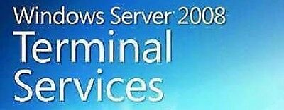 Terminal Services [TS] - 20 User CALs for Server 2008 (NON-R2) - Remote Desktop