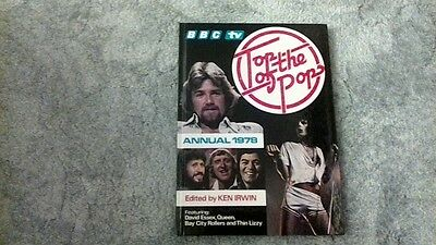 Top of the Pops 1978 Annual UNCLIPPED