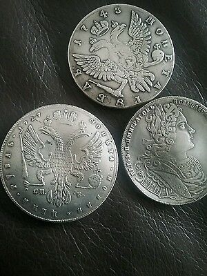 Russia coins