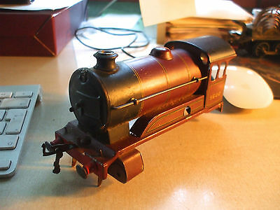 Hornby O Gauge Type 501 Loco Body Only  5600