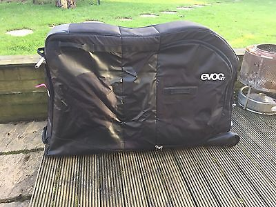 EVOC Bike Travel Bag Black . Used Twice. Collection Only