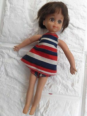 Barbie Kind c 1965 Japan Puppe Chris alt Vintage