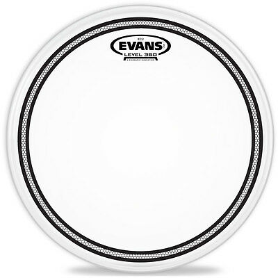 Evans EC2 Frosted Drum Head Skin (Select Size)