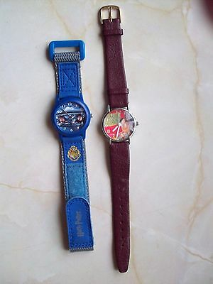 Two Harry Potter  Childrens  Watches.  needs new batterys