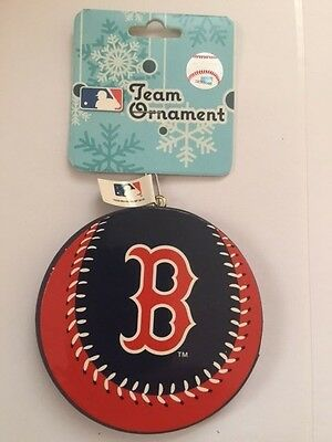 New BOSTON RED SOX MLB Licensed Christmas Tree Ornament Buy