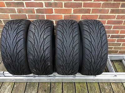 4 X Budget Directional Tyres Size 225/40ZR 18