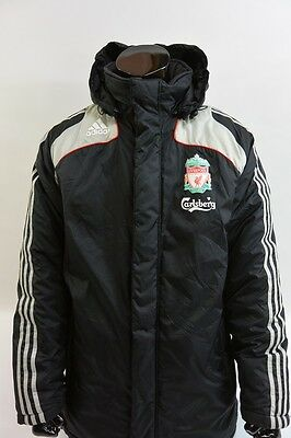 The Reds Football Jackets adidas Liverpool FC Bench Winter Jacket SIZE L (adults
