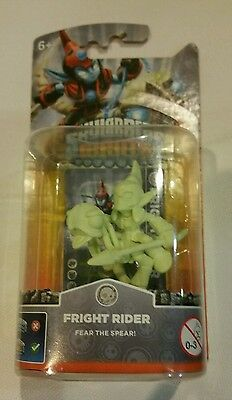 skylanders fright rider GLOW giant phosphorescent rare édition limitée neuf