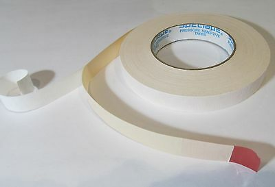 """NEW SPECTAPE ST-501 DOUBLE SIDED ADHESIVE GOLF GRIP PAPER TAPE 3/4"""" x 108' ROLL"""