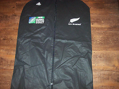 2007 New Zealand World Cup Commemorative Rugby Shirt Adults XL All Blacks