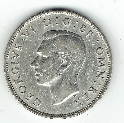 George Vi Two Shillings (Florin)