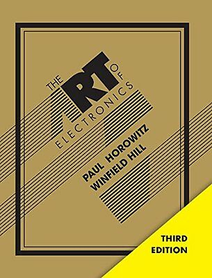 The Art of Electronics 3rd Edition Paul Horowitz W. Hill PDF Book for PC MAC