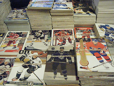 100  Various  American  Ice Hockey Cards  From 100 Diff Sets  Mint Condition