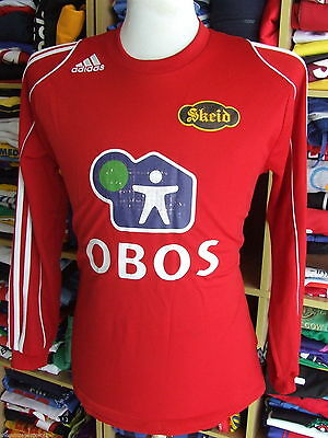 MATCHWORN Shirt Skeid (S)#15 Home Adidas  Norway Jersey Maglia Maillot