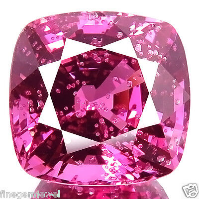7.34ct HUGE SPARKLING RARE 100% NATURAL UNHEATED BEST 5A PINK SPINEL AWESOME