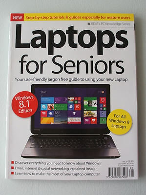 BDM's  LAPTOPS FOR SENIORS -  VOL 8 - PC KNOWLEDGE SERIES - NEW