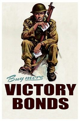 Set of 4 WW2 POSTERS Restored! II war military, Canada,air force, RCAF
