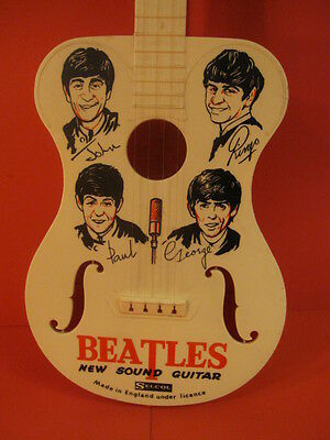 All Original Salcol New Sound Guitar The Beatles 1964