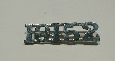 Nsw Police Service Number Badge