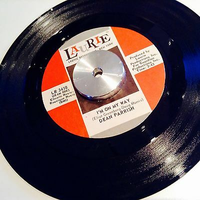 Dean Parrish - I'm On My Way - Laurie - Ex+ - Northern Soul